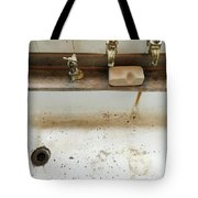 Old Sink Tote Bag