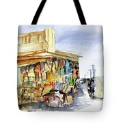 Old Souk Kuwait City Tote Bag