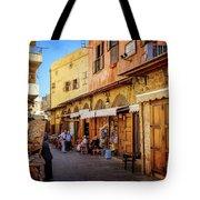 Old Souk Of Sidon Tote Bag