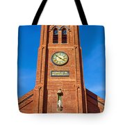 Old St. Mary's Church Tote Bag