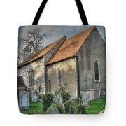 Old St Mary's Walmer Tote Bag