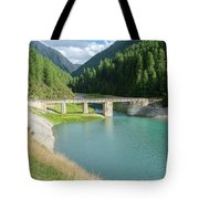 Old Stone Bridge Tote Bag