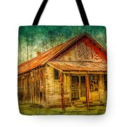 Old Store Tote Bag