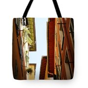 Old Street In Nice Tote Bag