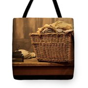 Old Style Laundry Tote Bag