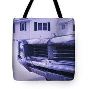 Old Suburbia Tote Bag
