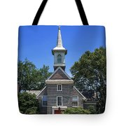 Old Swedes' Church Tote Bag
