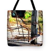 Old Swing Tote Bag