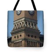Old Tacoma City Hall Tote Bag