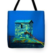 Old Texas Mill Tote Bag