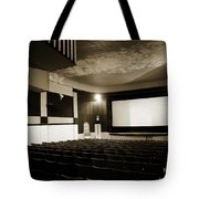 Old Theater 2 Tote Bag