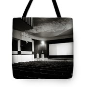 Old Theatre 3 Tote Bag by Marilyn Hunt
