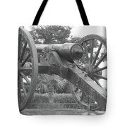 Old Time Cannon Tote Bag