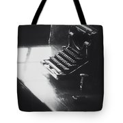 Old Time Communication Tote Bag