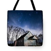 Old Time Religion Tote Bag