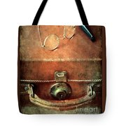 Old Time Travel Tote Bag