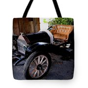 Old Timer Tote Bag