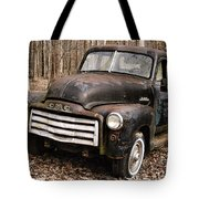 Old Timer Tote Bag