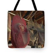 Old Timer's Garage Tote Bag