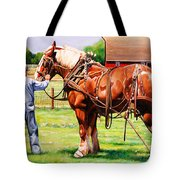 Old Timers Tote Bag