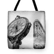 Old Time's Sake Tote Bag