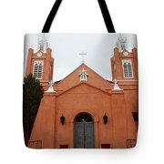 Old Town Church Tote Bag