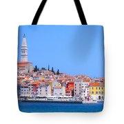 Old Town Rovinj Tote Bag