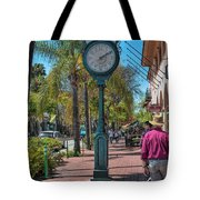 Old Town Santa Barbara Tote Bag