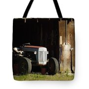 Old Tractor 2 Tote Bag