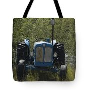 Old Tractor 6 Tote Bag