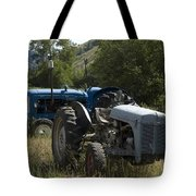 Old Tractor 7 Tote Bag
