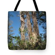 Old Tress  Tote Bag