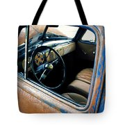Old Truck Rusty Tote Bag