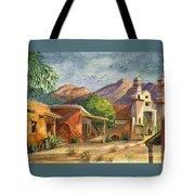 Old Tucson Tote Bag