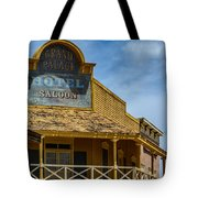 Old Tucson Saloon Tote Bag