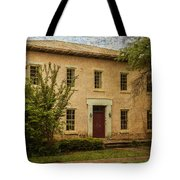 Old Tuscaloosa Jail Tote Bag