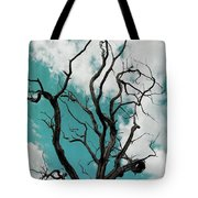 Old Twisted Tree Tote Bag by Patricia Strand