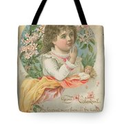 Old Valentine Design One Tote Bag