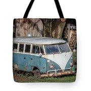 VW Bus Vermont Tote Bag