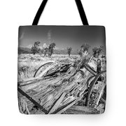 Old Wagon, Jackson Hole Tote Bag