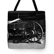 Old Wagon Tote Bag
