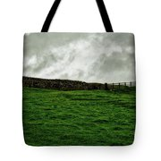 Old Wall, New Gate Tote Bag