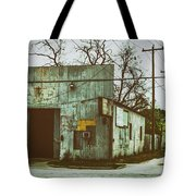 Old Warehouse Tote Bag