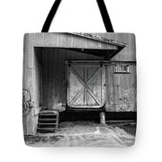 Old Warehouse Norwich Vermont Tote Bag