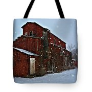 Old Warehouse Tote Bag