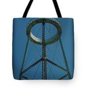 Old Watertower  Tote Bag