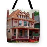 Old West End Pink 3 Tote Bag