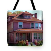 Old West End Pink 5 Tote Bag