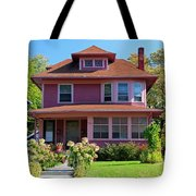 Old West End Pink 7 Tote Bag