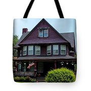 Old West End Purple 1 Tote Bag